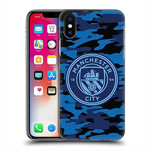 MANCHESTER CITY FC マンチェスターシティFC - Dark Blue Moon Mono ハード case/iPhoneケース 【公式/オフィシャル】
