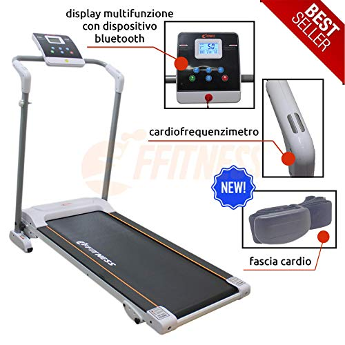 FLTP3335 Fitness Iwalk Camminatore Tapis Rulan Tapis Roulant Roulants Elettrico Pieghevole...