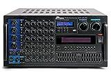 IDOLmain 6000W Professional Digital Karaoke Mixing Power...