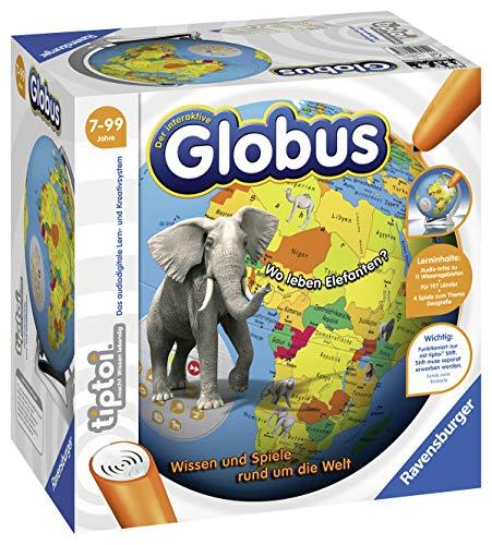 Ravensburger tiptoi 00787 - Der interaktive Globus -...