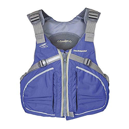Stohlquist Women's Cruiser Life Vest Royal Blue M/L