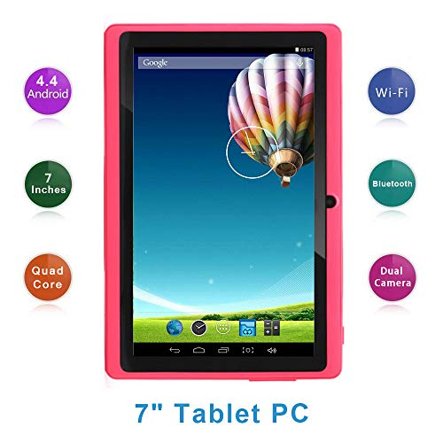 Haehne 7 Pollici Tablet PC, Google Android 4.4...