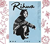 WHO YOU R 初回盤