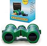 Kidwinz Shock Proof 8×21 Kids Binoculars