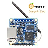 Orange Pi Zero Single Board Computer with Quad Core ARMv7 DDR3 (512MB)