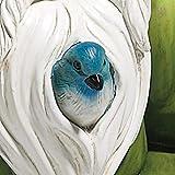 Design Toscano Gartenzwerg Zen, Maße: 24 x 12.5 x 20.5 cm 0.5 kg - 6