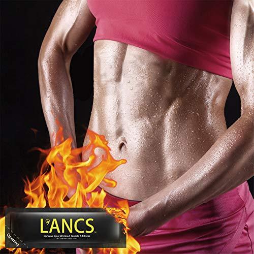 Hot Cream Cellulite Treatment Belly Sweat Workout Slimming Massage Gel(0.53 oz6) 6