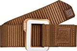 5.11 Tactical Ceinture Traverse Double Buckle Homme, Battle Brown, FR : S (Taille Fabricant : S)