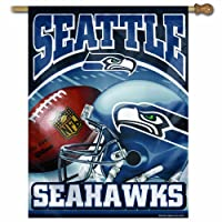 Officially licensed product Quality materials used for all Wincraft products Cheer on your team with products from Wincraft and Express your pride Made in the USA Sewn-In pole hem to allow for easy hanging. Vibrant colors and graphics Durable, long-l...