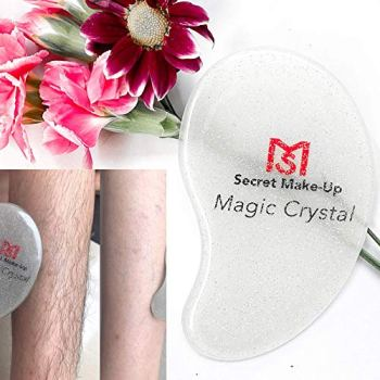Magic Crystal Painless Hair Remover for Men and Woman (New Technology) Fast & Easy