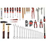 GEDORE Red Allround - Maletín de herramientas universal (59 piezas)