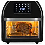 Best Choice Products 16.9qt 1800W 10-in-1 Family Size Air Fryer...