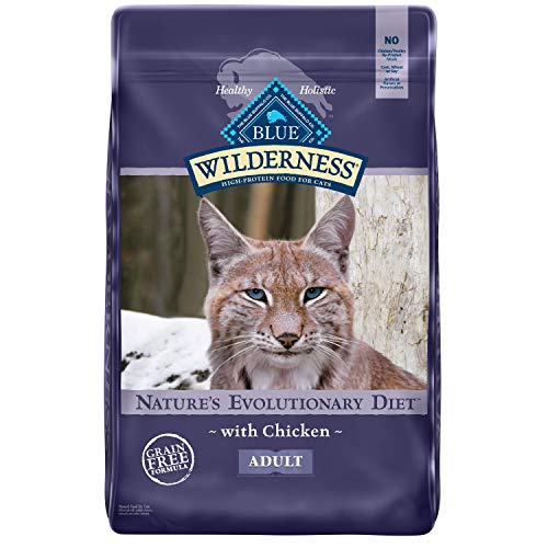 Blue-Buffalo-Wilderness-High-Protein-Grain-Free-Natural-Adult-Dry-Cat-Food-Chicken-12-lb