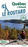 Guide du Routard Québec et Ontario 2019/20