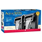 Aqua-Tech ML90740-00 Power Aquarium Filter, 30 to 60-Gallon Aquariums