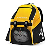 Diadora Squadra Backpack (Gold/Black)
