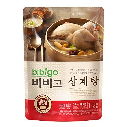[ビビゴ / bibigo] ビビゴ 韓国正統サムゲタン 800g (1~2人前) / 韓国食品 (海外直送)