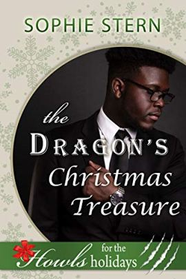 The Dragon's Christmas Treasure (Howls for the Holidays) by [Sophie Stern]