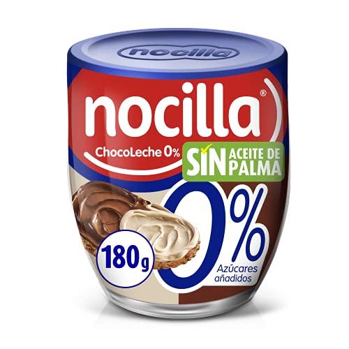 Nocilla Chocoleche 0% Azucare anadidos, sin Aceite de Palma,