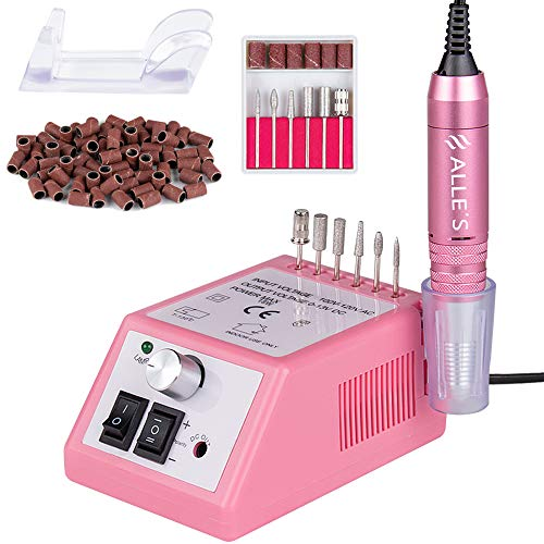 Professional Electric Nail Drill 30,000 RPM Efile...