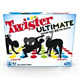 Twister Ultimate: Plus Grand Tapis, Plus de Taches colorées, Famille, Jeu...