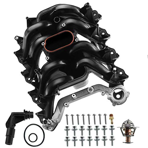 Upper Intake Manifold with Gaskets Kit for Ford F-150 E-150 E-250 E-350 Super Duty Excursion Expedition