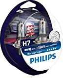 Philips RacingVision H7 Headlight Bulbs (Twin) 12972RVS2 Xtreme Vision Upgrade