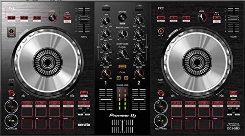 Pioneer DJ DJ Controller Nero, (DDJSB3)