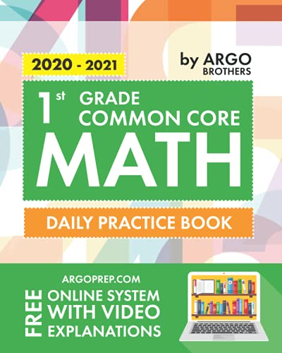1st Grade Common Core Math: Daily Practice Workbook | 1000+...