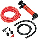 Multi-Use Siphon Fuel Transfer Pump Kit