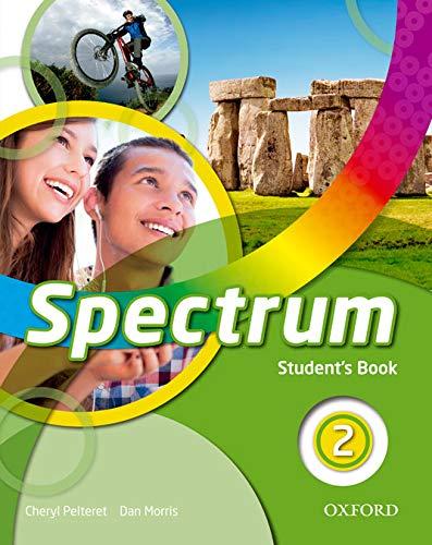 Spectrum 2. Student's Book - 9780194852210