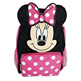 Minnie Mouse Big Face 12' School Bag Backpack