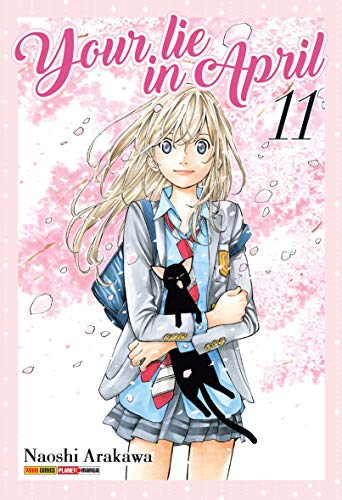 Your Lie In April - Volume 11