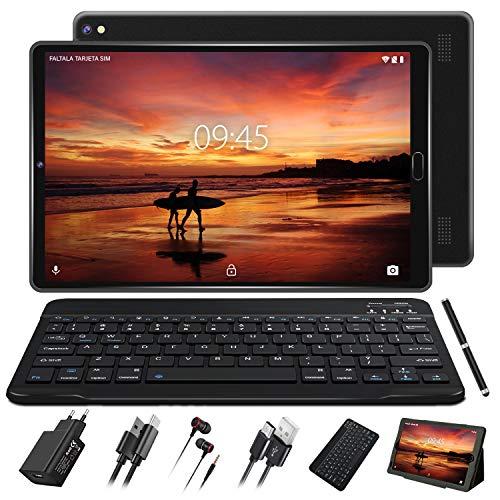 GOODTEL Tablet 10 Pulgadas Android 10 Pro con Procesador Octa-Core...