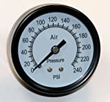 Stanley Bostitch CAP2060P Compressor Pressure Gauge # AB-9414744