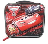 UPD Disney Cars Boys Insulated School Lunch Bag with McQueen 3D Pop Up Molded Design