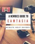 Una guía para principiantes de Camtasia: la guía no oficial para usar Camtasia 9