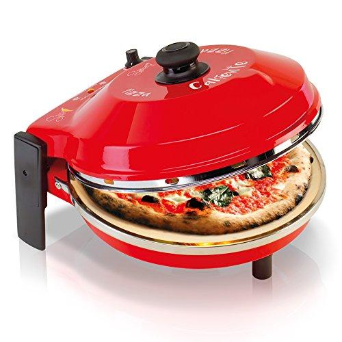SPICE - CALIENTE Forno Pizza resistenza circolare 1200 W Garanzia Italia 2 anni
