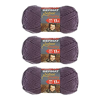 Gauge: 6 - Super Bulky Ball Size - Solids: 100g / 3.5 oz, 99 meters / 108 yards Ball Size - Ombres: 80g / 2.8 oz, 70 meters / 77 yards Knitting Gauge: 11 sts and 14 rows with a 8 mm (U.S. 11) knitting needle Crochet Gauge: 8 sc and 9 rows with a 8 mm...