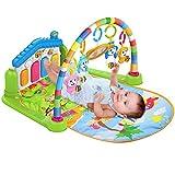 SURREAL (SM) 3 en 1 Baby Piano Play Gym PlayMat Msica y...