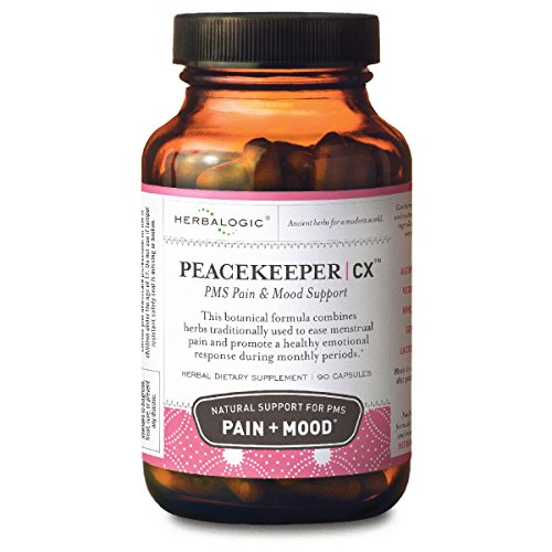 Peacekeeper CX PMS & PMDD Relief Capsules, 90 ct. 1