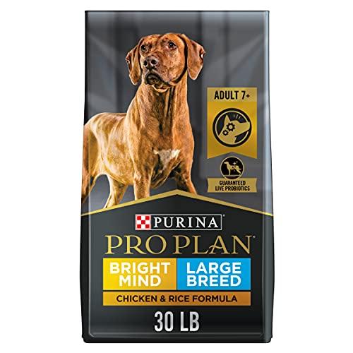 Purina Pro Plan Large Breed Senior Dog Food,...