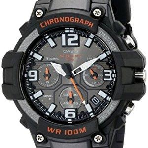 Casio Men's MCW100H Heavy Duty Design Watch 24