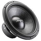 Skar Audio SVR-15 D4 15' 1600 Watt Max Power Dual 4 Ohm Car Subwoofer