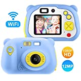 Appareil Photo pour Enfant, avec Carte TF 16 Go, Caméra Selfie...