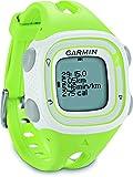 Garmin Forerunner 10 GPS da Corsa, Bianco/Verde