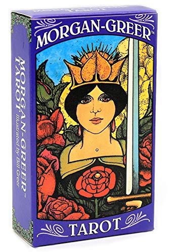 KOOLIFE Morgan Greer Tarot Illustrated by Bill Greers...