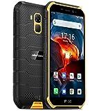 Móvil Resistente (2020), Ulefone Armor X7 Pro Android 10 4G Teléfono Móviles Antigolpes IP68,...