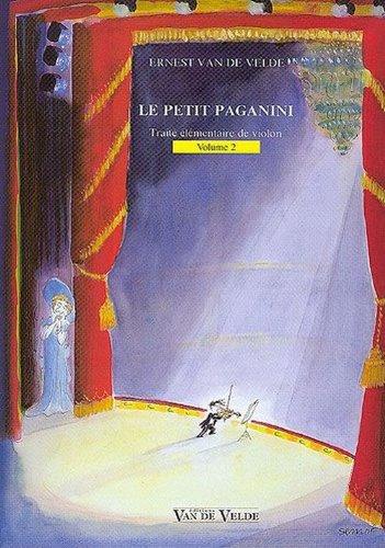 Petit Paganini Vol.2 (French Edition)