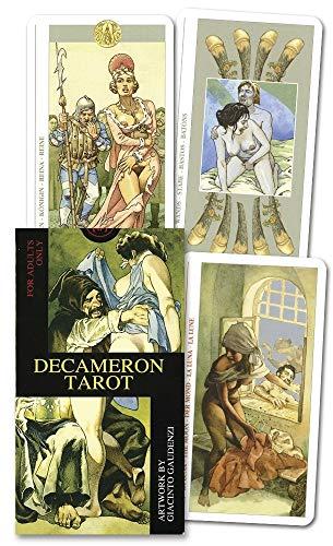 Decameron Tarot (English and Spanish Edition)